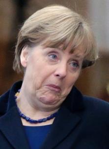 Merkel in Minsk