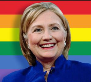 Clinton regenbogen