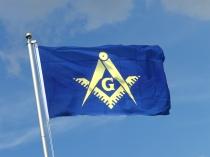 Freimaurer Flagge