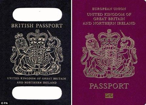 Britisch Passport