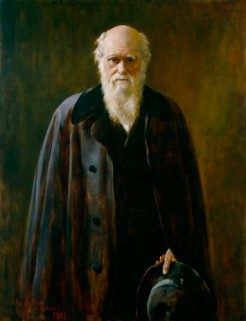 NPG 1024,Charles Robert Darwin,copy by John Collier
