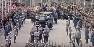 Adenauer Beerdigung 4