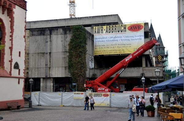 Frankfurt Historisches Museum 9