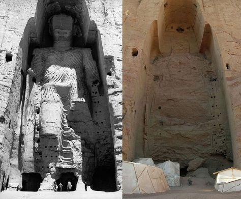 Buddha Bamiyan