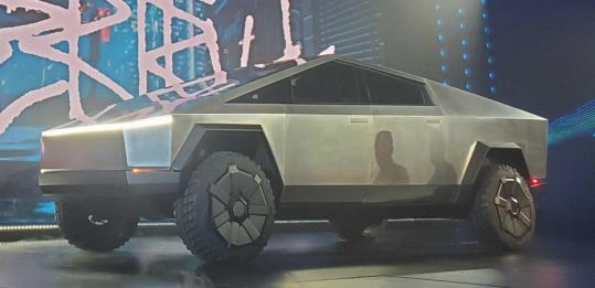 20191213 Cybertruck
