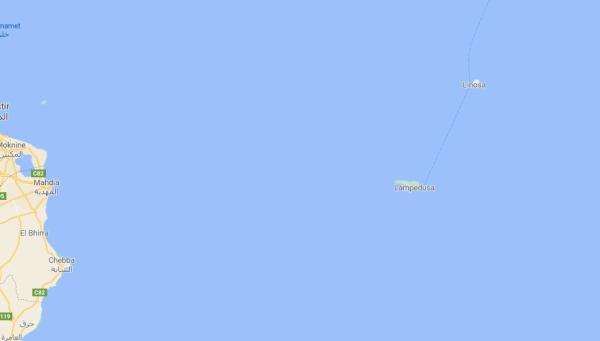 20201030 Lampedusa