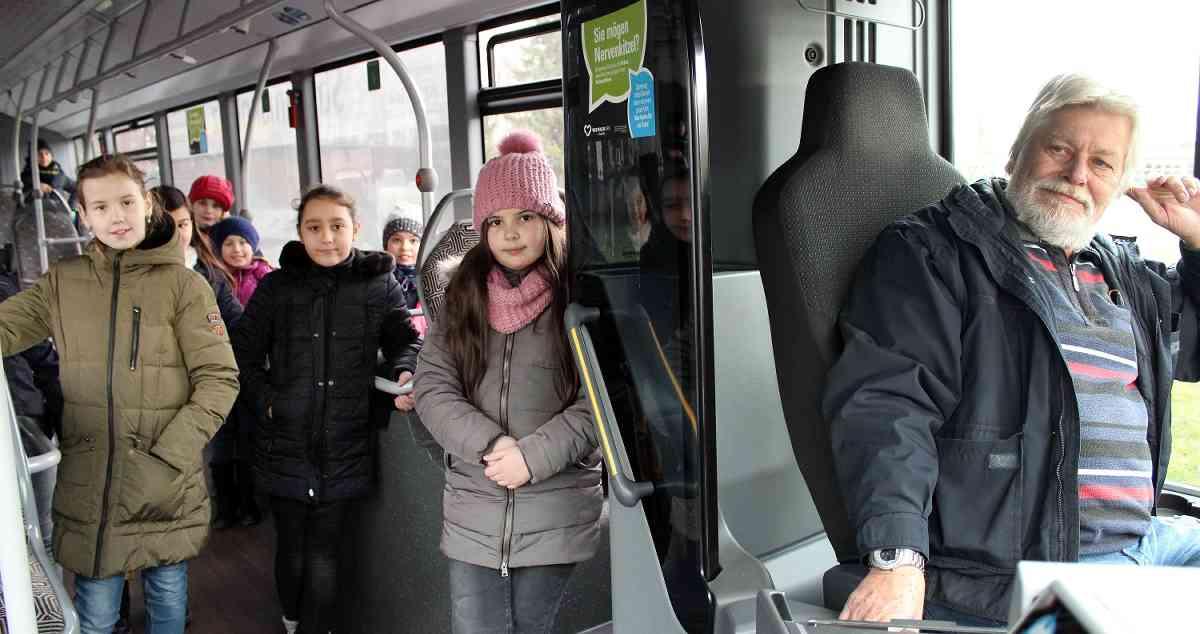20200115 Schulbus